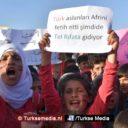 Turkije trekt missie Olijftak door naar Tel Rifaat om nog meer Syriërs te redden