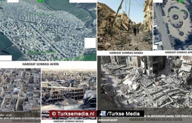 Turks leger heeft boodschap aan de wereld; 'IS-theathershow is voorbij'