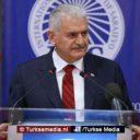 Turkse premier haalt uit naar Europa: Turkije strijdt voor eer van mensheid