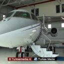 Turkse privéjet neergestort in Iran