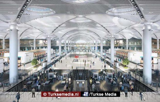Europa spreekt bewondering uit voor Turkse megaluchthaven