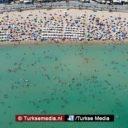 Stroom toeristen naar Turkije: inkomsten naar tientallen miljarden dollars