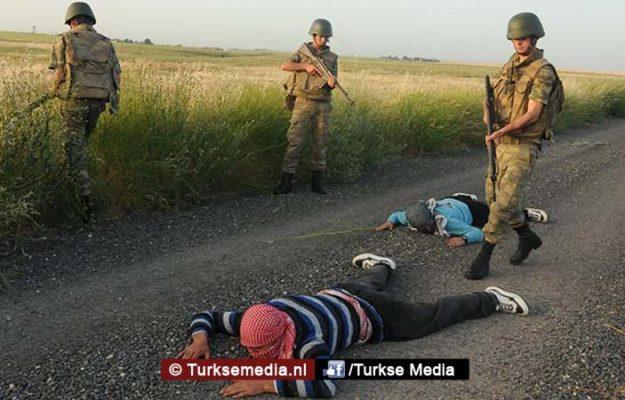 Turkije maakt korte metten met IS
