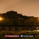 Turkije start productie eigen zwaardere tankmunitie nadat buitenland moeilijk doet