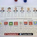 Dit zijn de Turkse stembiljetten, ook voor Turkse Nederlanders
