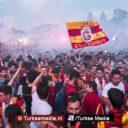 Galatasaray landskampioen Turkije