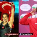 Het regent gouden medailles voor Turkije bij EK worstelen
