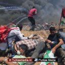 Israëlisch leger schiet op Palestijnen: 61 doden, 2771 gewonden