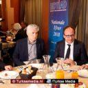 Nationale Iftar is wereldvrede in het klein: moslims, joden en christenen bijeen