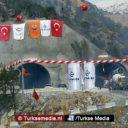 Turkije bouwt keihard aan langste tunnel van Europa