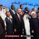 Turkije brengt moslimlanden bijeen tegen Israël