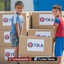 Turkije gaat 100.000 Palestijnen in Gaza voeden tijdens Ramadan