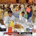 Turkije is Pakistaanse weeskinderen niet vergeten tijdens Ramadan