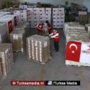 Turkije stuurt medische noodhulp naar Gaza