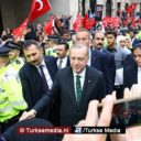 Turkse president naar Engeland