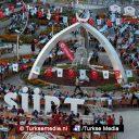 In deze Turkse stad eet je samen met 2.000 mensen