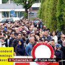 Laatste uren: historische verkiezingsopkomst Turkse Nederlanders in zicht