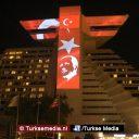 Qatar viert uitslag Turkse verkiezingen