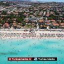 Recordaantal toeristen naar Turkije