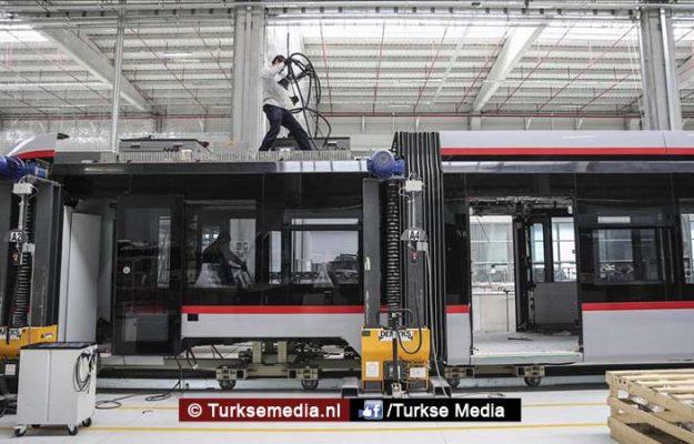 Thailand koopt flink in bij Turkse treinbouwer