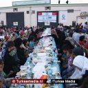 Turken delen miljoen iftarmaaltijden uit in Syrië