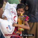 Turkije bekroont tot meest vrijgevige land ter wereld
