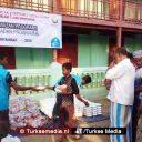 Turkije stuurt Ramadanhulp naar 11.000 Rohingya-moslims in Myanmar