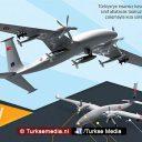 Turkije toont nieuw uniek wapen in de lucht