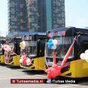 Turkse gemeente vernieuwt in één klap 375 stadsbussen