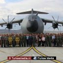 Turkije verrast met vliegtuigshow: leger ontvangt nieuw 'vliegend kasteel'