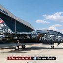 Daar is-ie dan: de langverwachte Turkse straaljager