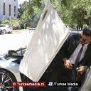Deze nieuwe Turkse parlementariër komt aanrijden in zijn Lamborghini