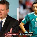 Duitse voetbalbond betuigt spijt na kritiek op Erdoğanfoto Mesut Özil