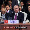 Erdoğan: Huidige wereld deugt niet, moet anders