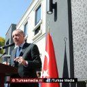 Erdoğan opent nieuw ambassadegebouw in Zuid-Afrika (exclusieve beelden)
