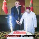 Marokkanen vieren feestdag in Turkse hoofdstad Ankara