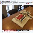 Nederland viert herstel relatie met Turkije