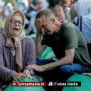 Nog steeds veel pijn: Turkije vergeet Srebrenica niet, minister leest Koran