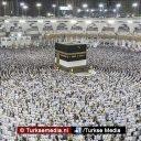 Saudi-Arabië lovend over Turkse pelgrims: Zonder Turken ontbreekt sfeer bedevaart