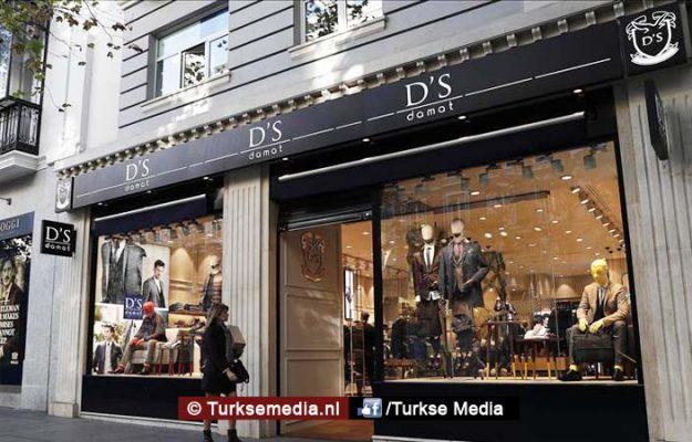 Turken openen dagelijks twee winkels in het buitenland
