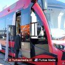 Turkije exporteert eerste trams naar Polen