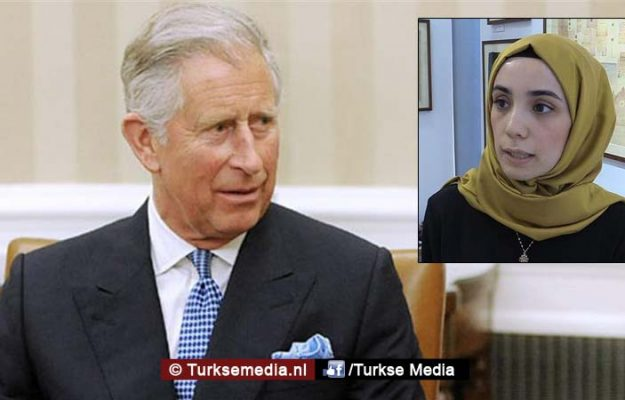 Turkse architect ontvangt grote onderscheiding van Prins van Wales