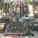 Turkse schoonmaak in Afrin in volle gang