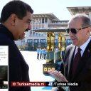 Venezolaanse president: Erdoğan leider nieuwe wereldorde