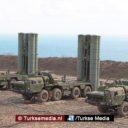 'Vervroegde levering S-400 luchtverdedigingssysteem aan Turkije'