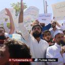 Bevolking Idlib vraagt Turkije om redding: 'Geen andere redders dan Allah en Turken'