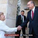 Duitse minister met enorme delegatie naar Turkije