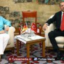 Duitsland neemt gas terug: Turkije betekent veiligheid van Europa