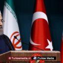 Iran blijft Turkije prijzen: Beste land voor samenwerking