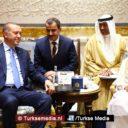 Koeweiti's bewonderen Turkije en investeren flink in Turkse economie